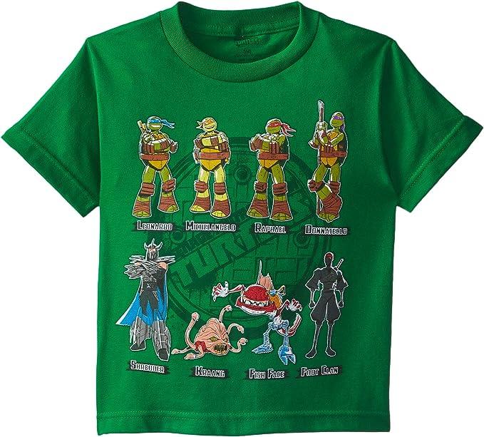 Amazon.com: Nickelodeon teenage mutant ninja turtles Boys ...