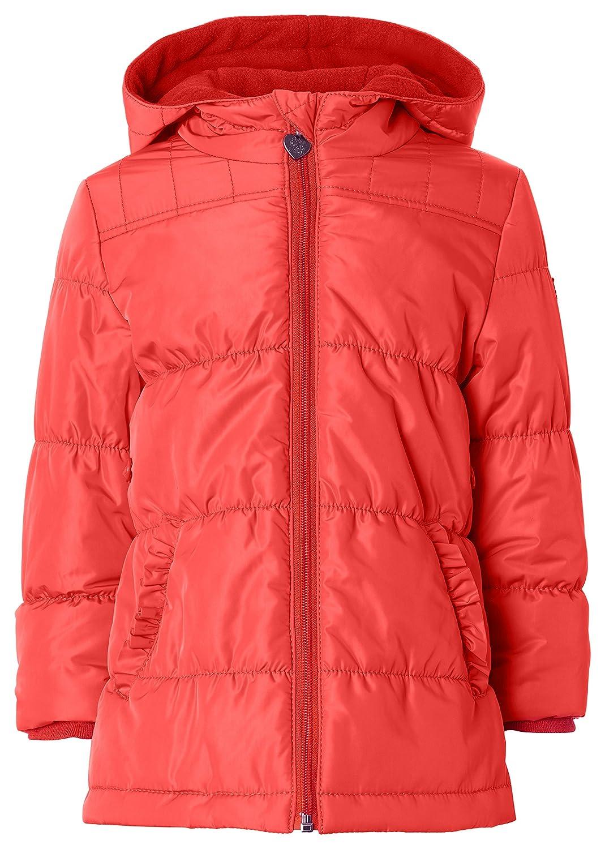 Noppies Mä dchen Jacke G Jacket Lyn ruffle Rosa (Medium Pink C101) (Herstellergrö ß e: 98) 55584