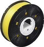 XYZprinting RFPLCXEU03J da Vinci Jr. & mini Series Filament, PLA (NFC), 600 g, Clear Yellow