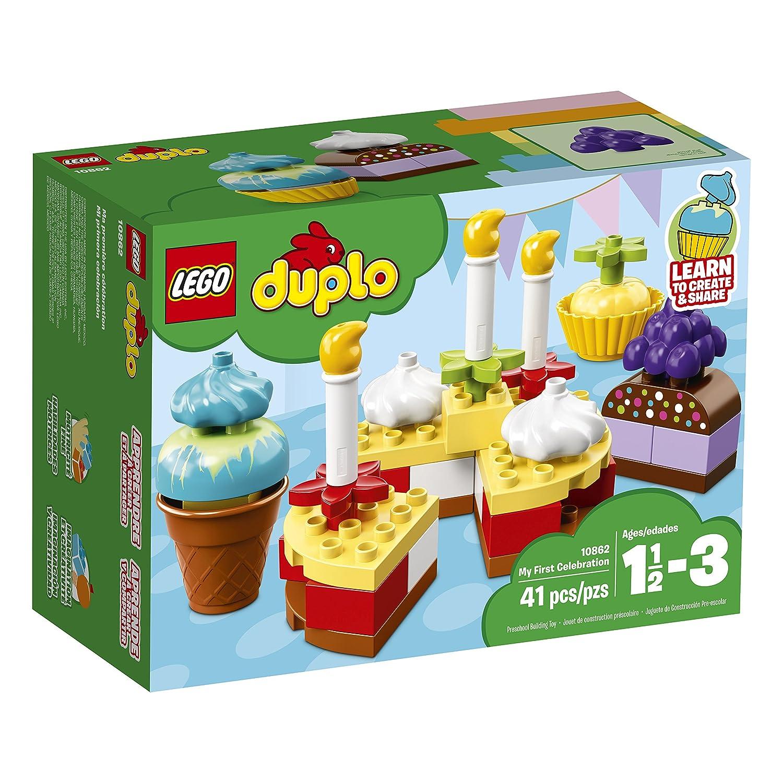10862 Jeu de Construction LEGO DUPLO Ma premi/ère f/ête danniversaire
