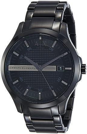 on sale 4a1a9 fe8b0 Amazon | Armani Exchange AX2104 Montre Homme | 腕時計 ...