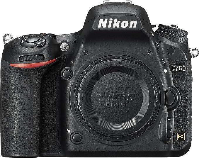 Amazon.com : Nikon D750 FX-format Digital SLR Camera Body : Camera & Photo