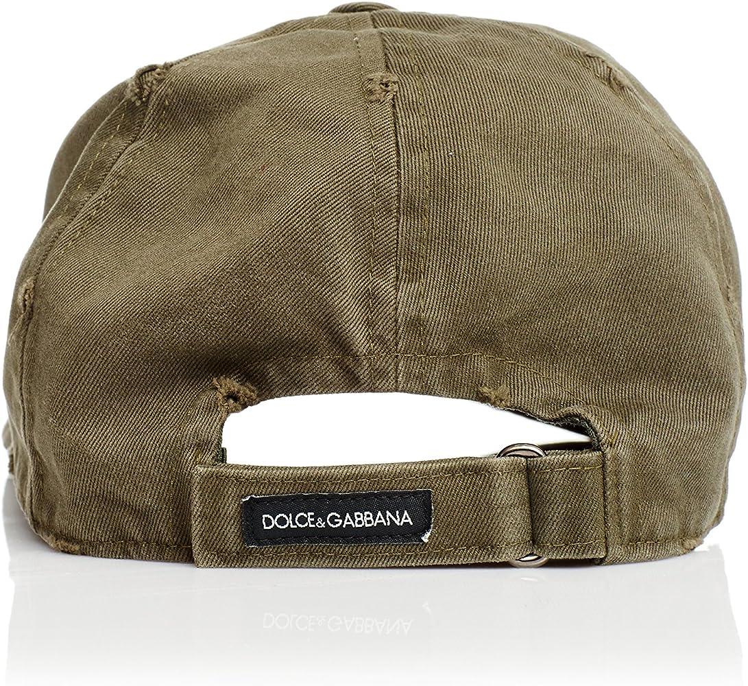 Dolce & Gabbana Gorra Caqui 60 cm: Amazon.es: Ropa y accesorios
