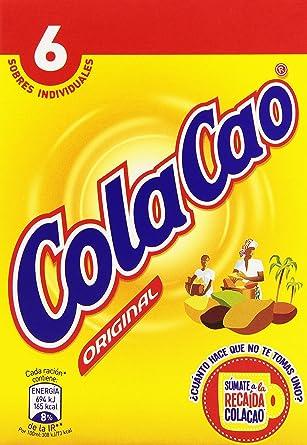 Cola Cao Original - 108 gr