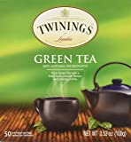 Twinings Tea Green Tea, 50 ct