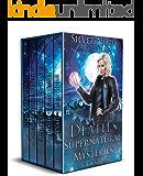 Death's Supernatural Mysteries Boxed Set: Books 1 - 5