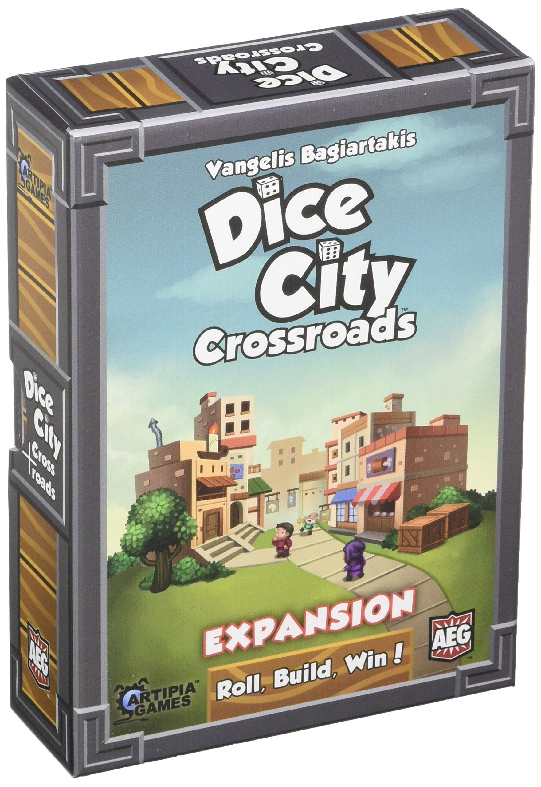 AEG Dice City Crossroads Game
