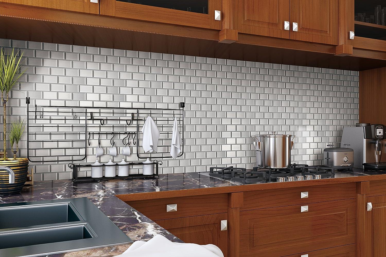 Ecoart adesivi decorativi per piastrelle adesivo da parete