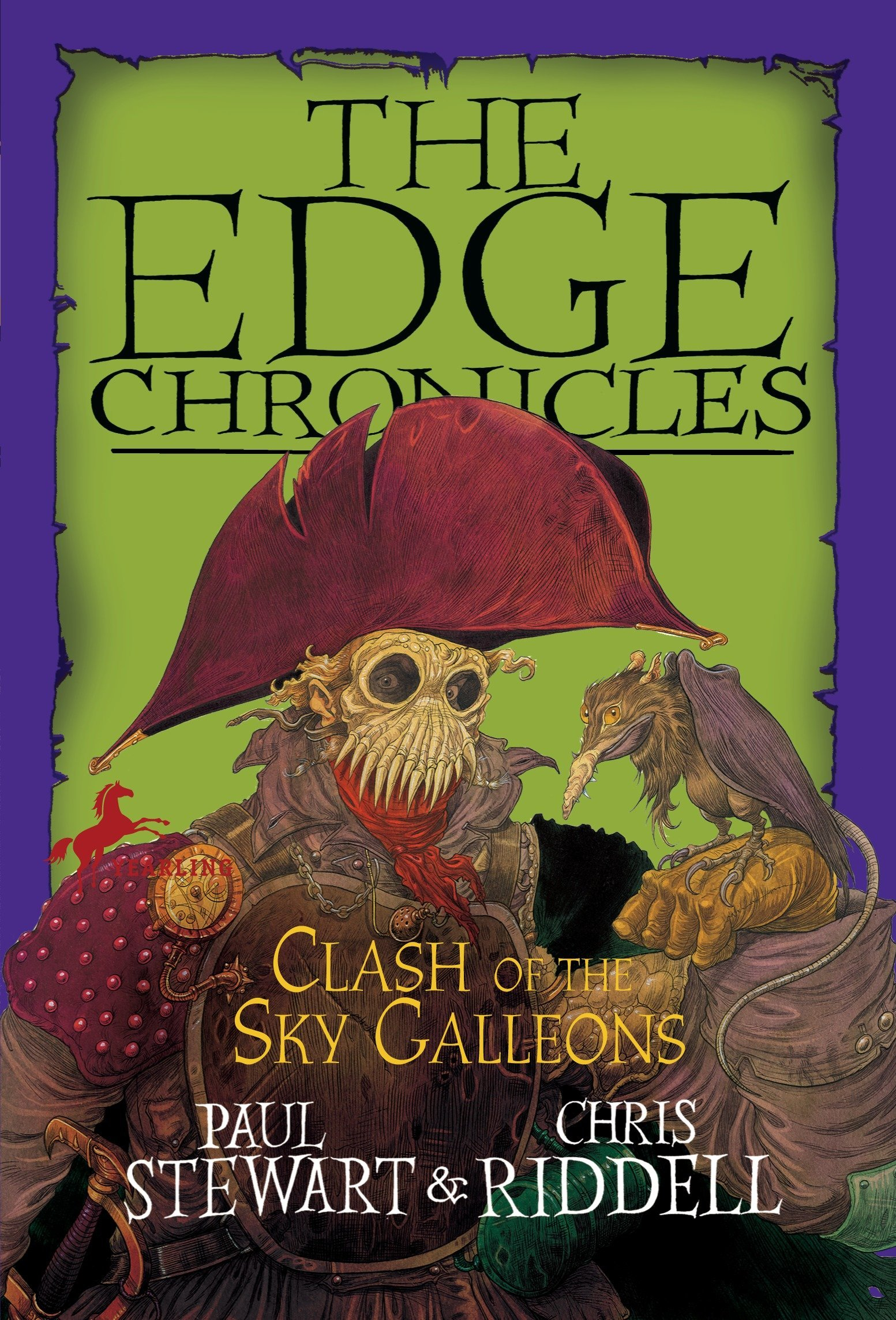 Download Edge Chronicles: Clash of the Sky Galleons (The Edge Chronicles) ebook