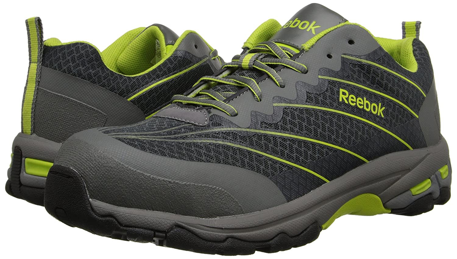 Amazon.com  Reebok Work Men s Exline RB4520 Comp Toe Shoe  Shoes 049c597dd
