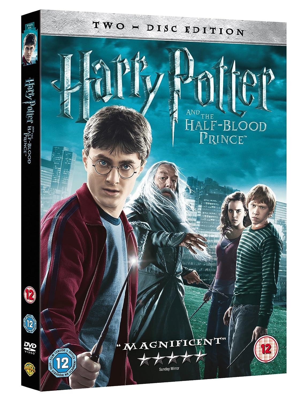 Harry Potter And The Half-Blood Prince 2 Dvd Edizione: Regno Unito ...