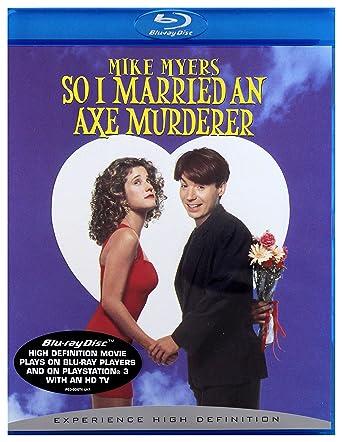Amazon.com: So I Married an Axe Murderer [Region Free ...