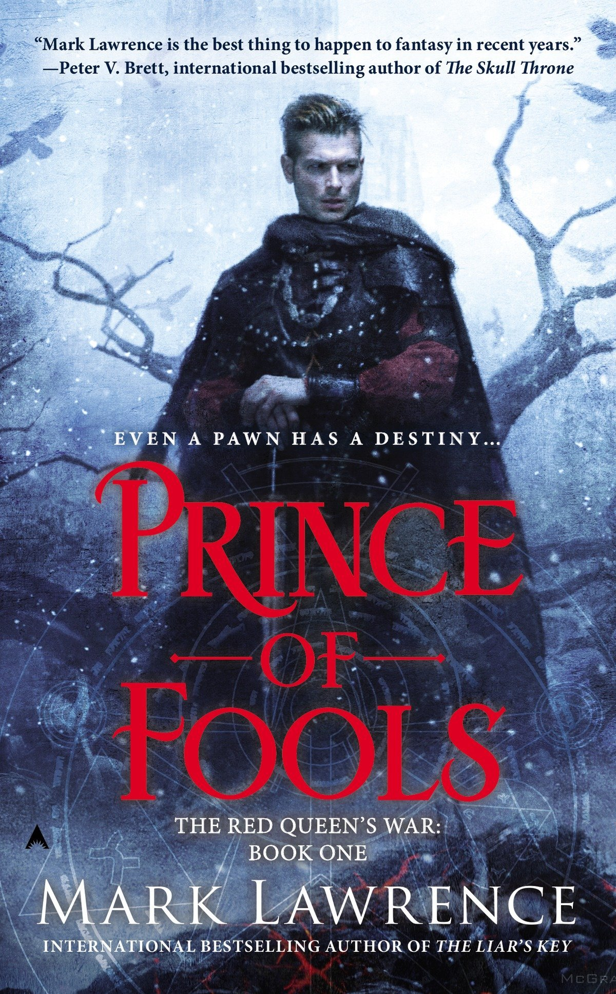 Prince of Fools (The Red Queen's War): Lawrence, Mark ...