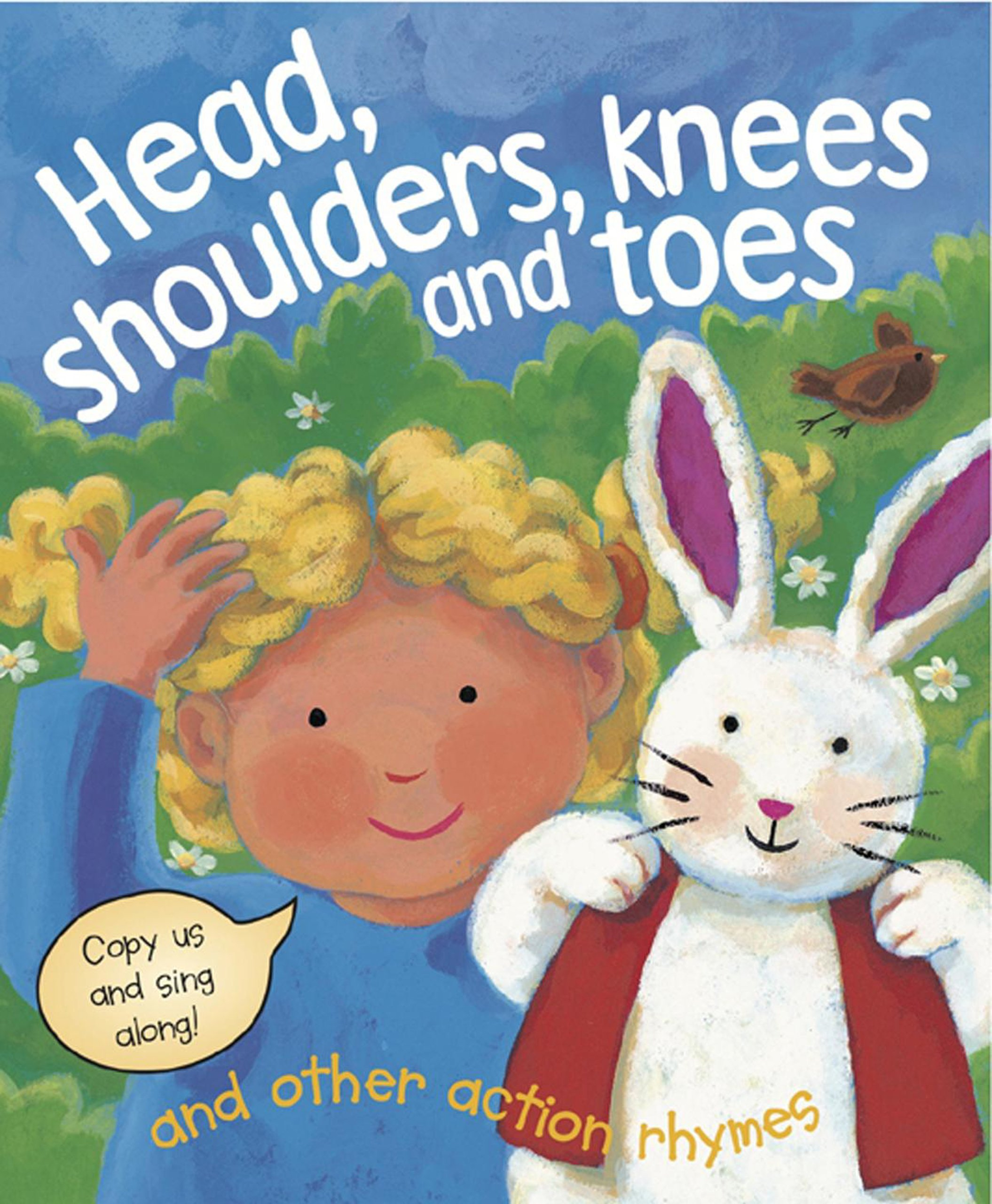 Download Head, Shoulders, Knees & Toes, and Other Action Rhymes: Copy Us and Sing Along! PDF