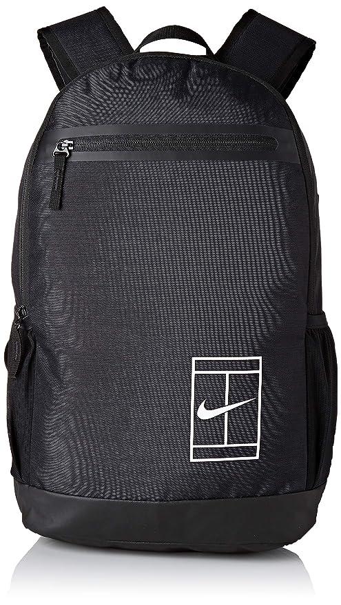 Amazon.com: Nike Court Mochila de tenis, Negro, talla única ...
