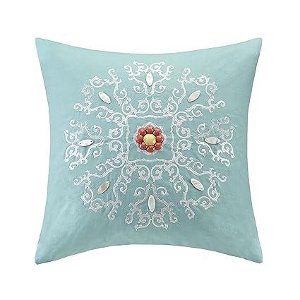 Amazon Echo Design Cyprus Fashion Cotton Throw Pillow Global Gorgeous Echo Decorative Pillows