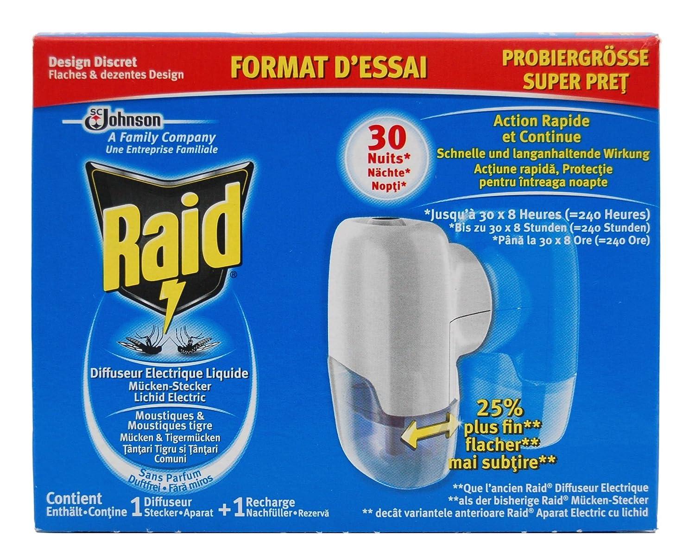 Raid Liquid Mückenstecker: Amazon.de: Garten
