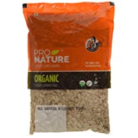 Pro Nature 100% Organic Red Beaten Rice (RedPoha)500g