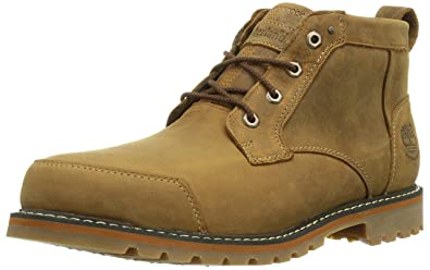 Timberland Earthkeepers Ridge Waterproof, Men's Chukka Boots, RedBrown,