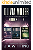Olivia Miller Mystery Thriller Collection Books 1 - 3 (Olivia Miller Mysteries Box Set)