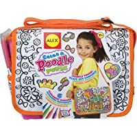 ALEX Toys Color a Bag & Accessories Color A Poodle Purse