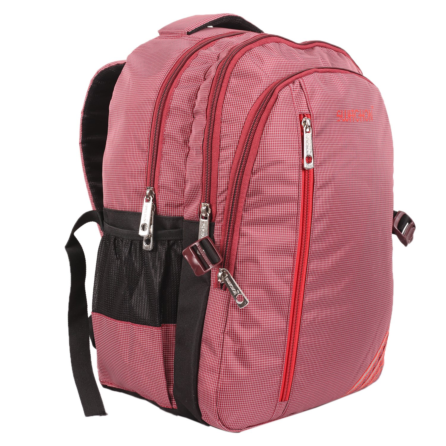 Travalate 32 litres Casual Handbag Backpack Girls   Boys School College Bag  (Pink)  Amazon.in  Bags 5889eec2a7c8b