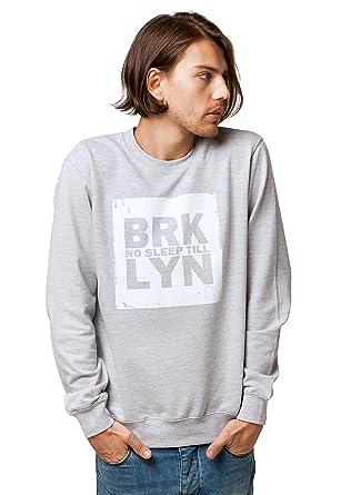 63883e456 No Sleep Till Brooklyn Sweatshirt - Hip Hop NY New York City Rap  Ghettoblaster Boombox Retro