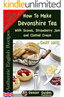 How to make cornish pasties the official recipe authentic english how to make devonshire tea with scones strawberry jam and clotted cream authentic english forumfinder Images