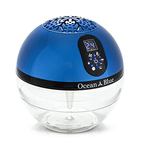 Review OceanBlue Water Based Air