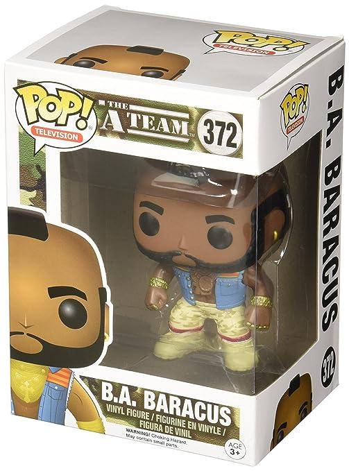 505f15c7fd2 Amazon.com  Funko POP TV  A-Team - B.A. Baracus Action Figure  Funko ...