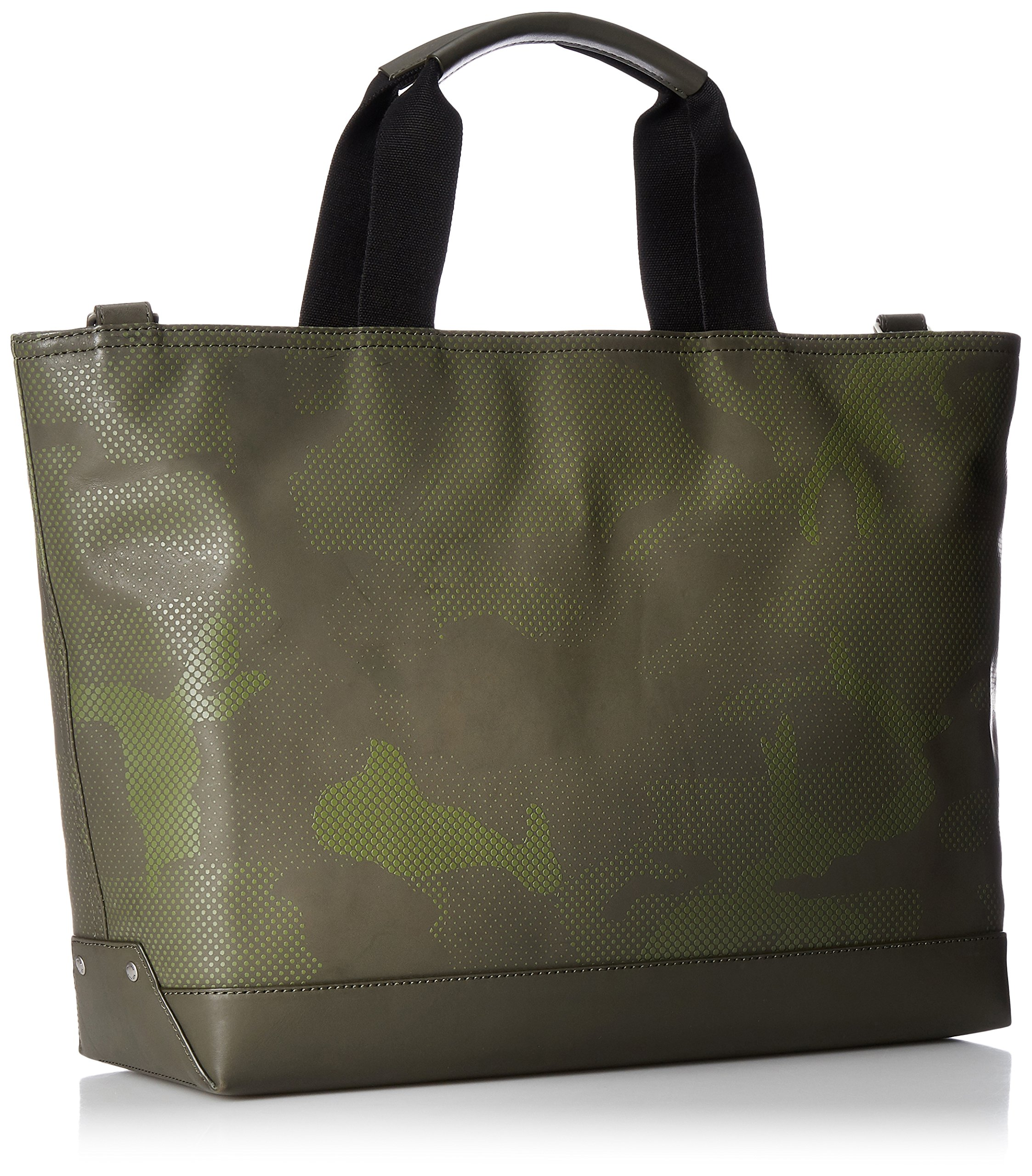 Jack Spade Men's Camo Dots Coal Bag, Army Green by Jack Spade (Image #2)