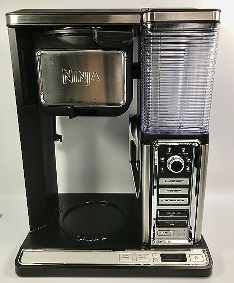 Amazon.com: Ninja máquina de café de bar ...