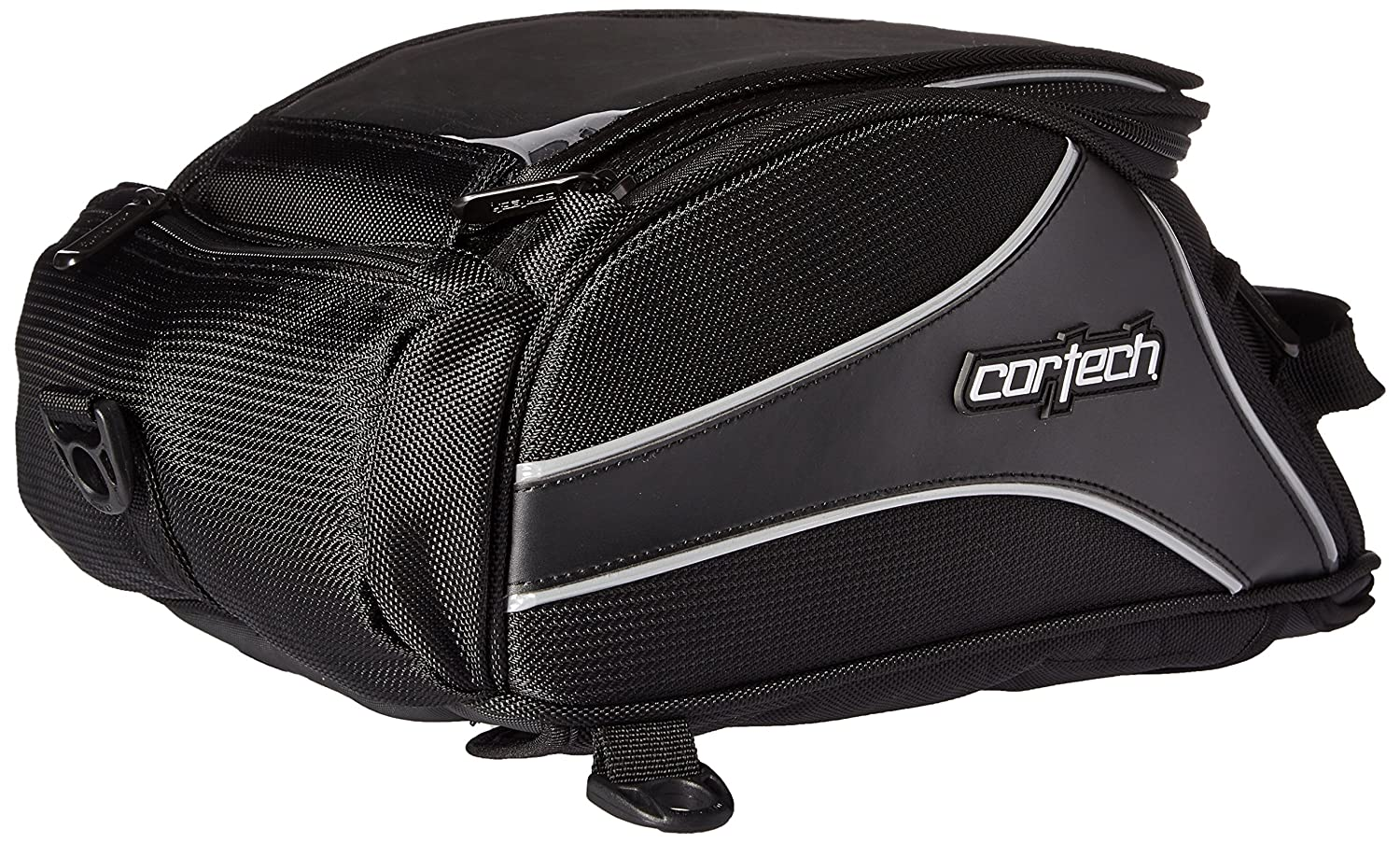 Cortech 8230-0505-12 Black Super 2.0 Magnetic Mount Tank Bag