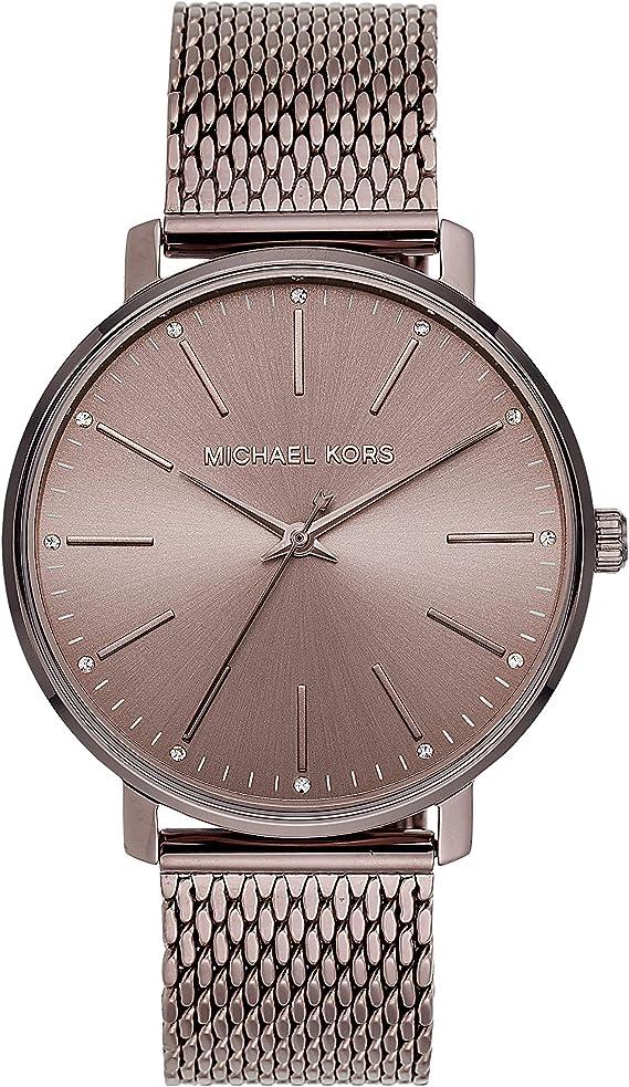 : Michael Kors Women's Quartz Watch with Stainless