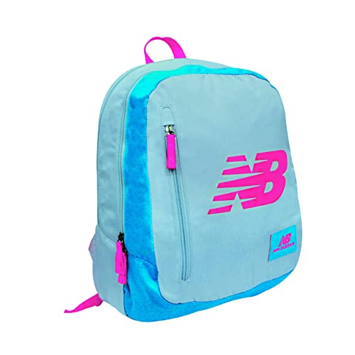 New Balance Explosion 492725 Mochila Tipo Casual, 46 cm, 19 litros, Gris