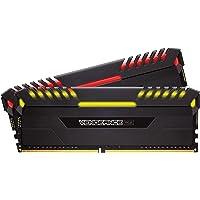 Corsair Vengeance RGB 16GB (2 x 8GB) PC4-25600 3200MHz DDR4 288-Pin DIMM Desktop Memory + $24.00 Newegg Gift Card