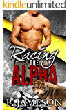 Racing the Alpha (Dirt Track Dogs Book 1)