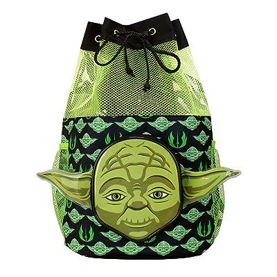 Star Wars Kids Yoda Swim Bag   Kids' Backpacks