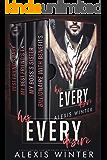His Every Desire: A Contemporary Romance Box Set