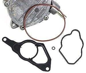 RKX Vacuum Pump seal kit/rebuild gasket for MERCEDES-BENZ C230 Kompressor 1.8 l (C230 03-05)