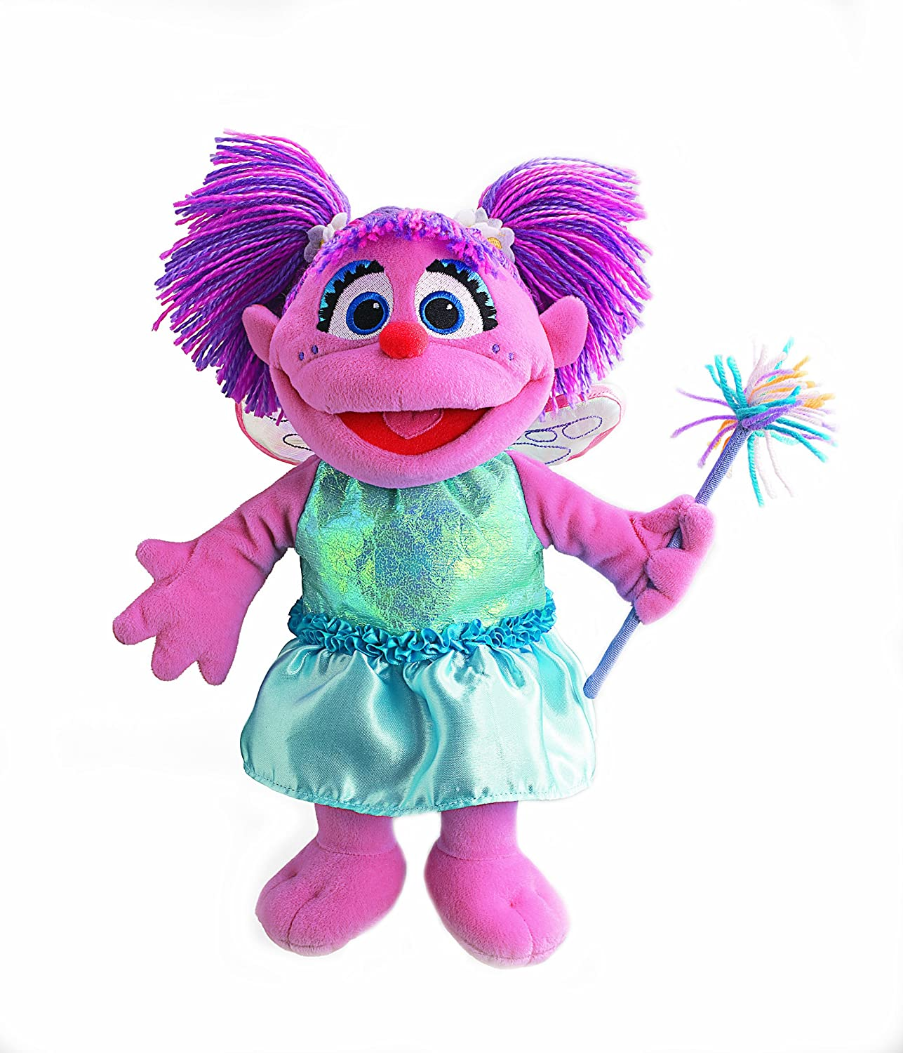 amazon com gund abby cadabby full body puppet toys u0026 games