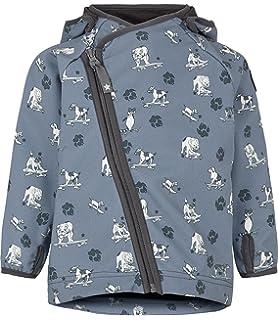 Racoon Baby-Jungen Noah Teddyfleecejacke Jacke