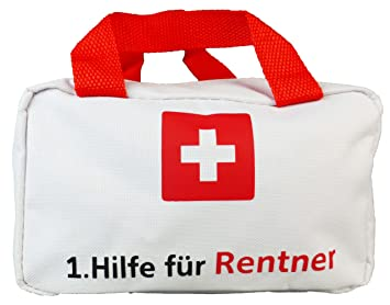 Tasche 1 Hilfe Fur Rentner Geschenk Zum Ruhestand Und Rente