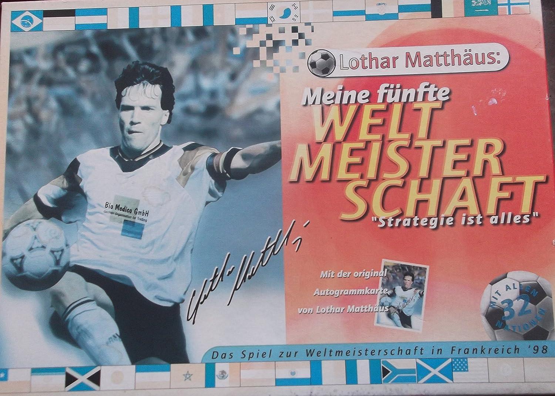 Lothar Matthäus - Meine fünfte Weltmeisterschaft