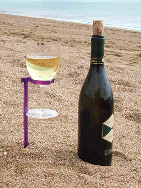 Hands Free Wine Glass Holder