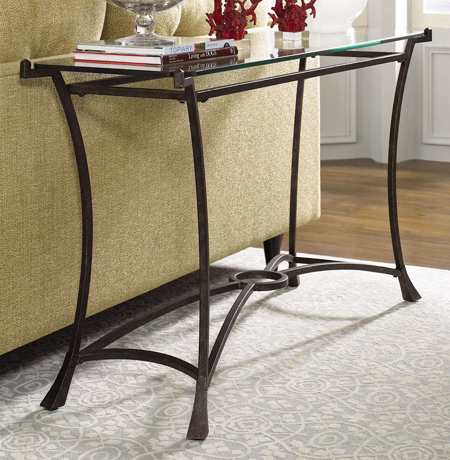 Surprising Hammary Sutton Sofa Table Dailytribune Chair Design For Home Dailytribuneorg