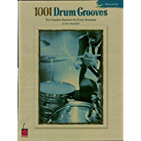 1001 Drum Grooves: The Complete Resource for Every Drummer book cover