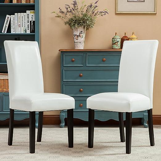 Roundhill Furniture Donatello Urban Style - Juego de 2 ...