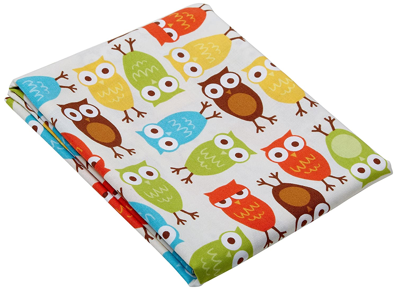 "Little Sleepy Head Youth Pillowcase 16/"" X 22/"" Owls"