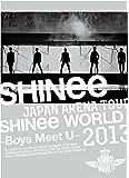 JAPAN ARENA TOUR SHINee WORLD 2013~Boys Meet U~ (初回生産限定盤) [Blu-ray]